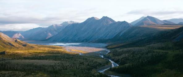 Das Naturschutzgebiet Arctic National Wildlife Refuge