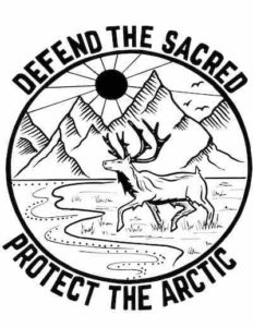 Defend the sacred - protect the arctic