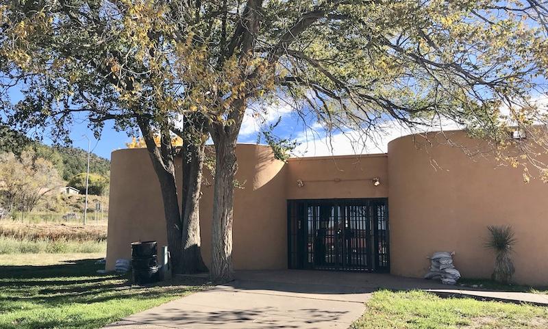 Museum des Mescalero Apache Tribe in Mescalero